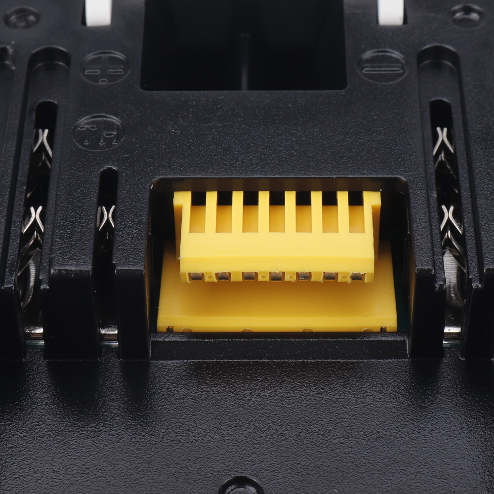 Upgrade Vertical LED MAK-18B-Li 18V Li-Ion 3.0Ah-6.0Ah Battery Replacement Power Tool Battery For Makita BL1830 BL1840 BL1850 BL1860 Makita 18V Tools