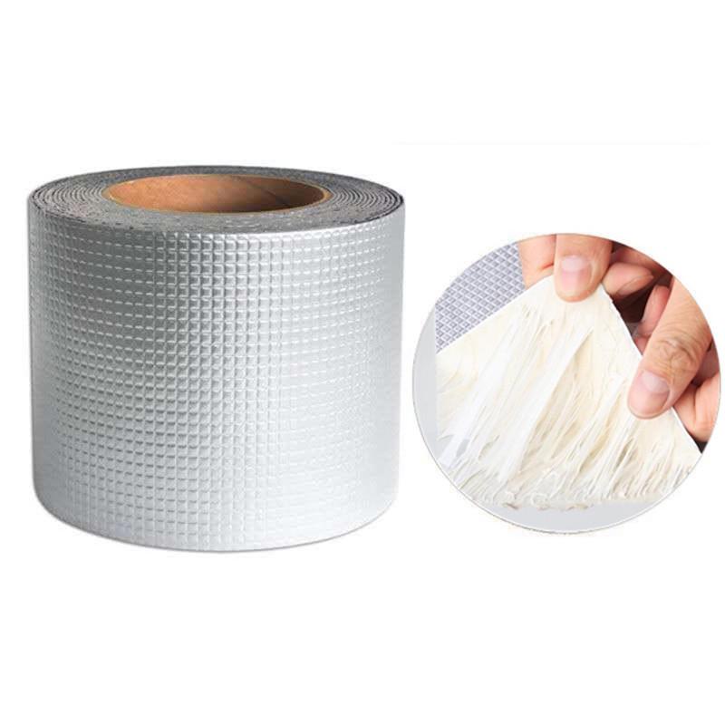 Fiber Fix Strong Repair Wrap Multifunctional Water Pipe Super Adhesive Tape