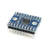 Logic Level Shifter Logic Level Converter Voltage Level-Shifting Translator Module 8-Bit Bi-directional