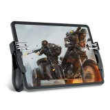 H11 Six Finger Trigger Controller for PUBG Mobile Game Grip L1R1 Aim Button Joystick for iPad Tablet Gamepad
