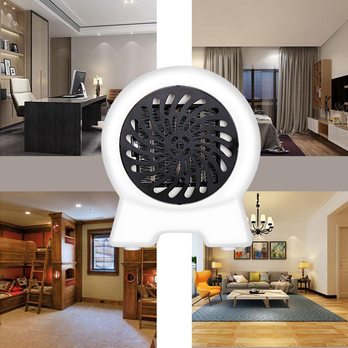 Mini Desktop Heater Household Electric Heating Office Foot Warmer Dormitory Heater Electric Heater