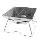 31x31x22cm Folding BBQ Barbecue Grill Portable Outdoor Home BBQ Tools Easy Installation