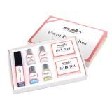 Eyelash Perming Kit Eye Lashes Wave Lotion Glue Curling Curler Eyelashes Lift Makeup Set