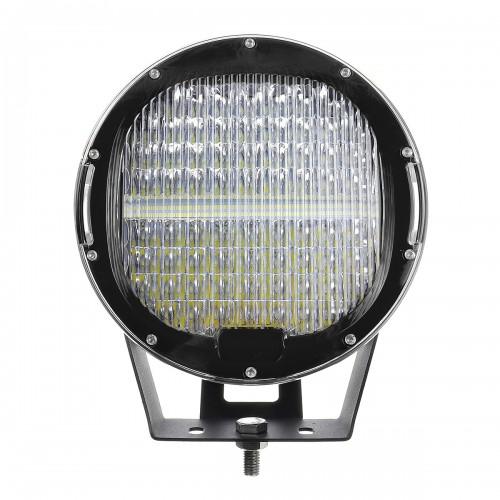 9 Inch 320W Round LED Work Light Spot Flood Combo Beam Driving Headlight for Off Road SUV ATV Truck