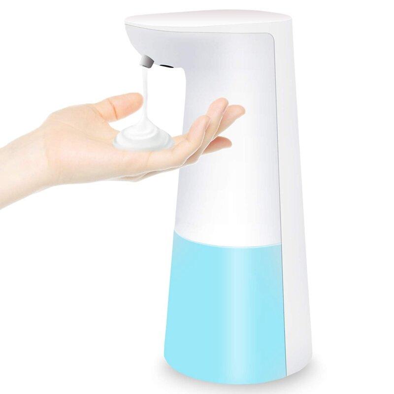 [Optimiztion Version] 250ML Smart Sensor Automatic Induction Liquid Foaming Soap Dispenser Infrared Sensor Foaming from xiaomi youpin