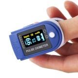 JZK-301 Precision Finger Pulse Oximeter Blood Oxygen Monitor