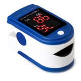 Precision Finger Pulse Oximeter Blood Oxygen Monitor
