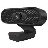 HD 1080P Manual Focus USB Camera WebCam with Micphone for Notebook PC