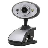W280 480p USB Video Chat Webcam for Laptop PC