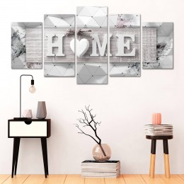 mockup posters in the frame on a light background in the interio
