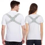Smart Adjustable Posture Trainer Vibration Reminder Posture Corrector Upper Back Brace Clavicle Support Children Adult Back Support Belt