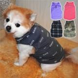 Fleece Winter Dog Clothes Small Large Big Dogs Pet Coats Vest Jacket Pet Warm Clothes