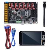BIGTREETECH SKR PRO V1.1 32Bit Mainboard + TFT35 V2.0 Display + 6Pcs TMC2209 Uart Driver Kit for 3D Printer