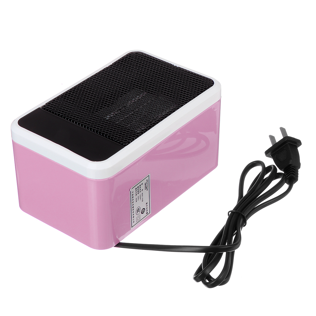 220V 400W Portable Desktop Electric Heater Heating Fan Mini Household Office Winter Warmer
