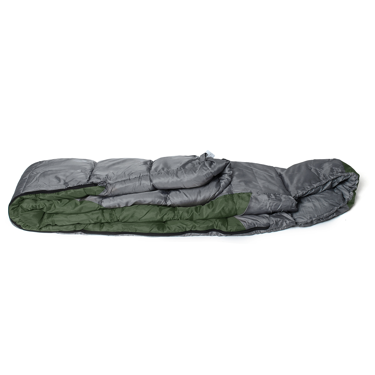 210T Waterproof Polyester 230x50cm Sleeping Bag Outdoor Camping Travel Single Person Envelope Sleeping Mat
