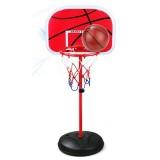 Free Standing Basketball Hoop Net Adjustable Kids Backboard Stand Set
