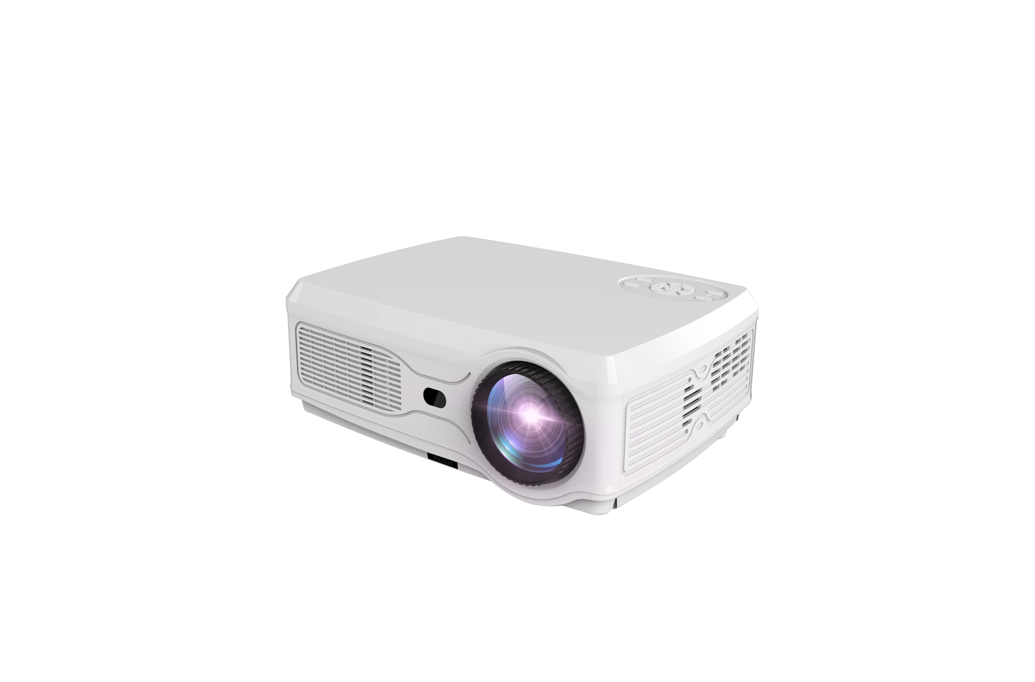 358XW Full HD Projector 1080P LED proyector 3D Video Beamer HDMI for 4K Smart Home Cinema Basic Version