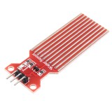 5pcs DC 3V-5V 20mA Rain Water Level Sensor Module Detection Liquid Surface Depth Height For Geekcreit for Arduino – products that work with official Arduino boards