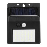 30/40 LED IP65 Auto Sensing Solar Light Outdoor Solar Power Wall lamp Waterproof PIR Motion Sensor For Garden Yard Patio
