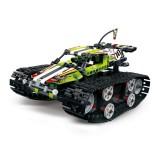 Mould King DIY Smart RC Robot Car Programmable Block Building Bluetooth APP/2.4G Stick Control Assembled Robot Car Toy