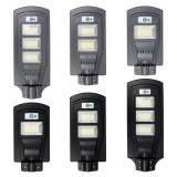 320/640/950W 150/300/450LED LED Solar Street Light PIR Motion Sensor Outdoor Wall Lamp