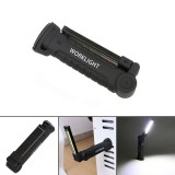 LED COB 3 Modes Rotatable USB Rechargeable Magnetic Torch Flexible Inspection Lamp Cordless Work Light