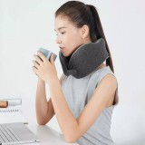 Xiaomi Lefant U Shape Pillow Memory Foam Neck Pillow Travel Airplane Car Head Neck Support Office Nap Pillows