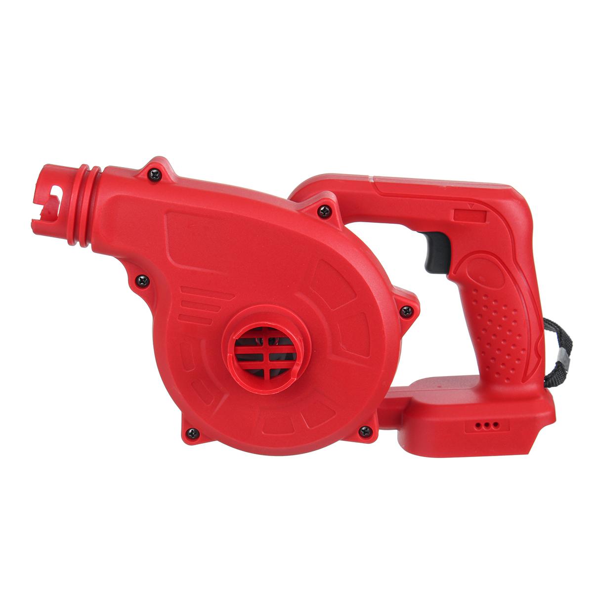Handheld Air Blower Vacuum Garden Leaf Cleaner Vacuums For Makita 21V Battery