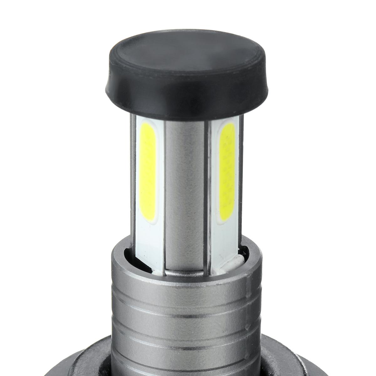 TXVSO8 X3 LED Car Headlights Bulbs H7 H8 H9 H11 9012 9006 9005 Fog Lights 120W 30000LM 6000K White Waterproof 360 Degree Lighting 12V 24V