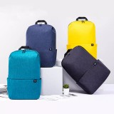 Original Xiaomi 20L Color Backpack Bag Women Men Storage Water Repellent Home Person Backbag