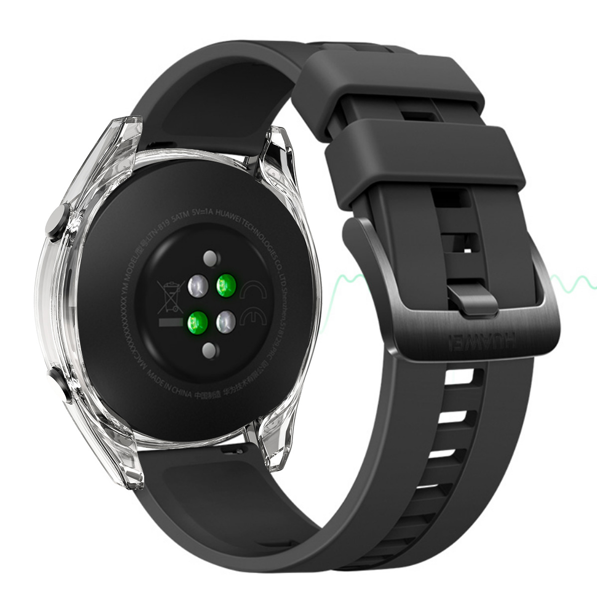 Bakeey Full Protector Watch Case Watch Cover for Huawei Watch GT2