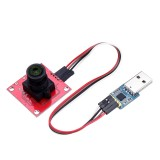 Colorful OV2640 Camera Module Serial Port JPEG Output with Converter Board Geekcreit for Arduino Raspberry Pi ARM MCU – products that work with official Arduino Raspberry Pi ARM MCU boards