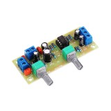5pcs Single Power Supply DC10-24V 22Hz-300Hz Subwoofer Preamp Board Low Pass Filter Module