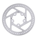 Electric Scooter Disc Brake Caliper Kit 110mm Rotors For Xiaomi M365 E-scooter