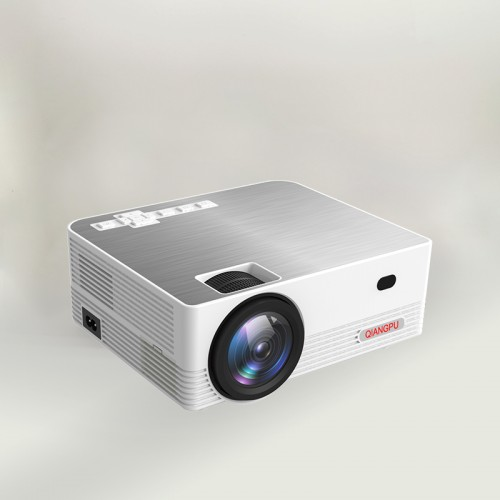 Q6 MINI Projector 1280x720P 2600 lumens Bluetooth Wifi LED Projector for 1080P Home Cinema 3D Video Beamer Andorid Version