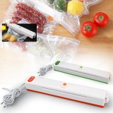 Food Vacuum Sealer Packaging Machine Sealer With 10x Food Grade Packaging Bag