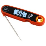 Bakeey Foldable Waterproof High-performing Instant Read Digital BBQ Cooking Meat Food Digital Thermometer