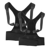 Body Shaper Magnetic Posture Waist Belt Humpback Corrector Correction Brace Children Adult