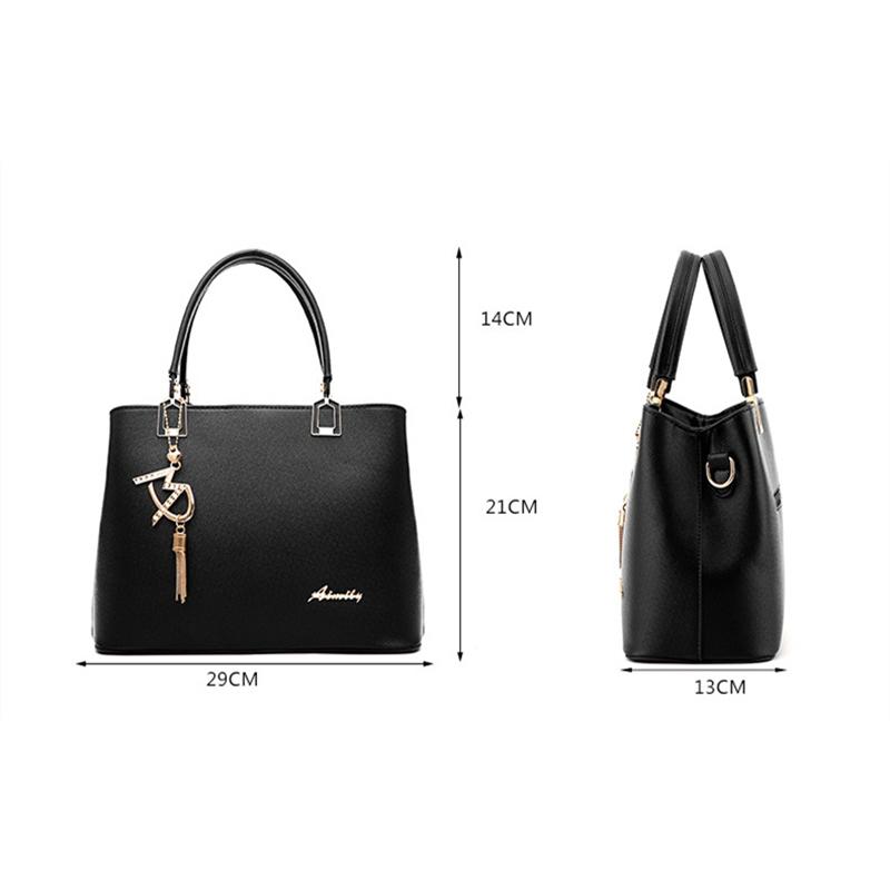 Arrival Womens Bag Tote Bag Handbag Female Korean Sweet Tassels Lady Fashion Handbag Crossbody Shoulder Handbag