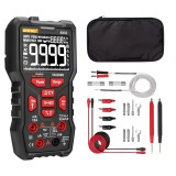 ANENG AN82 Digital Multimeter Professional 9999 Tester esr DIY Transistor Capacitor NCV Testers True RMS Analog Meter Multimetro Accessories-High