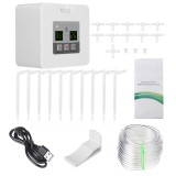 Garden Smart Water Timer Automatic Drip Irrigation Kit Irrigation Controller Solenoid Valve Irrigation Time Waterer