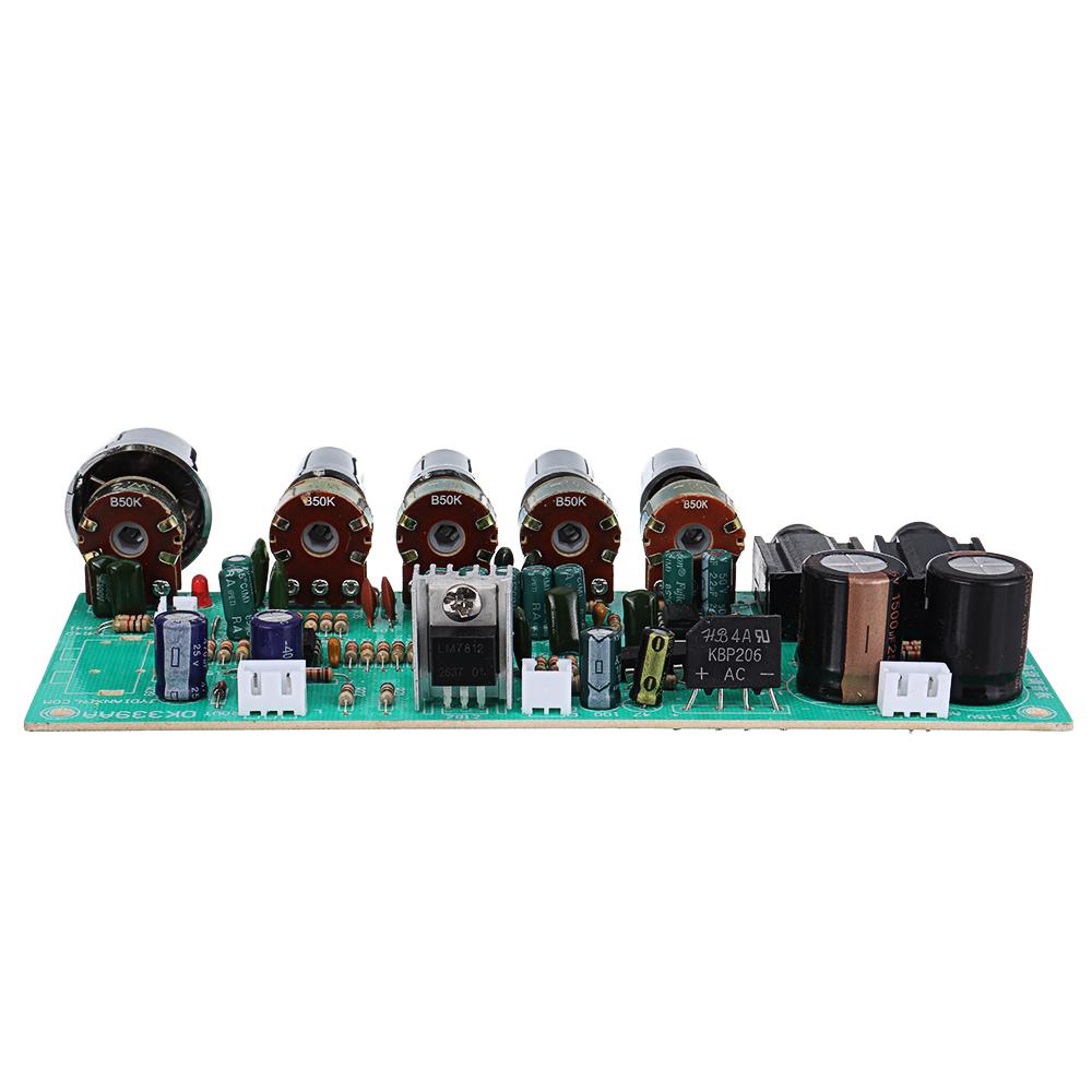 Karaoke339 Reverb Board Preamp Board Low Noise Amplifier Board bluetooth Amplifier Front Board