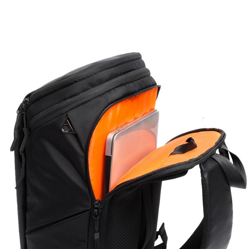 25.6L Waterproof Backpack 15.6inch Laptop Bag Wet Dry Separation Storage Bag Shoulder Bag