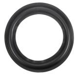 6″ Inch Black Soft Speaker Rubber Surrounds Horn Ring Repair Kit Universal