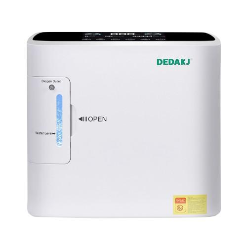 AC110V / 220V DE-1S 120W Portable Oxygen Concentrator 1-6L/min Oxygen Generator with Negative Ion Function 30-90% (3%) Home Oxygen Machine Concentrator Oxygen Machine