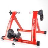 DETER MT-03 26-28 inch Red Bike Roller Trainer Training Stand Indoor Bicycle Rack Cycling Platform Bike Holder