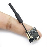 HBFPV NVTX100 5.8Ghz 40CH Pitmode/25/100mW Super Tiny 1.4g FPV Transmitter VTX Support Smart Audio OSD for FPV RC Racing Drone