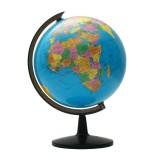 32cm Swivel World Globe Map Desktop Decor Kids Children Educational Earth Teaching Interactive Toys Gift