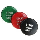 Car Start Stop Engine Switch Button Replace Cover For Land Rover Range Rover Executive Edition 2010-2012