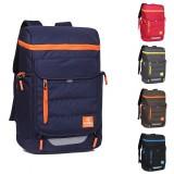 Laptop Bag Large Capacity Canvas Backpack Unisex backpack Leisure Fashion Stylish